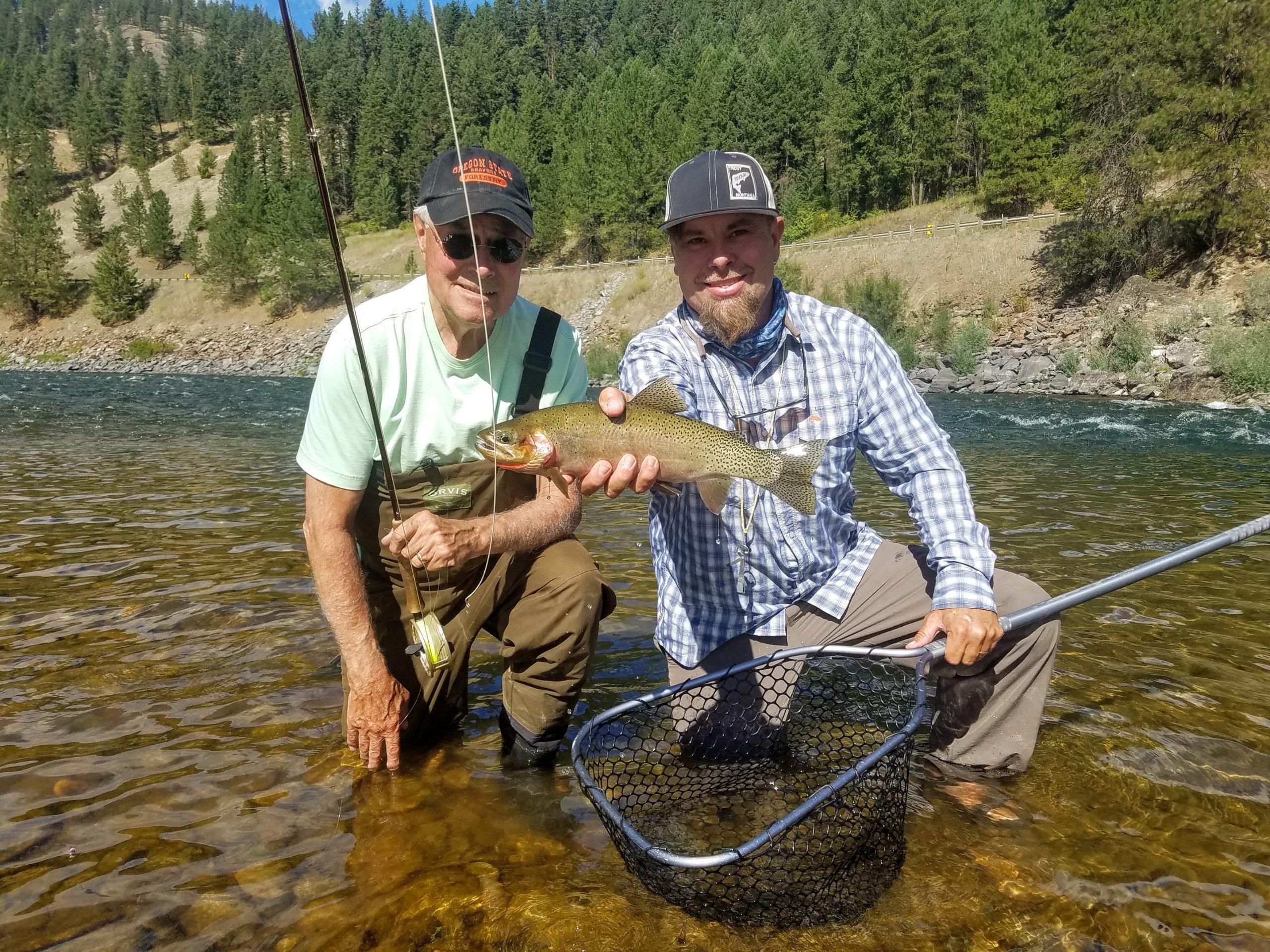 Cutthroat Trout Montana